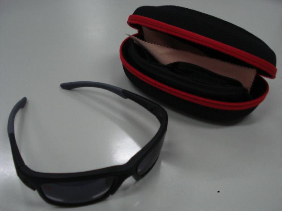 レンズ交換マルチサングラスフレーム